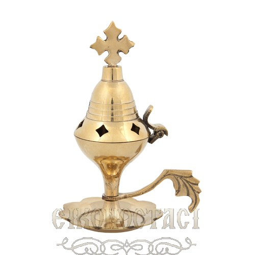 BRONZE HOME CENSER (139B)