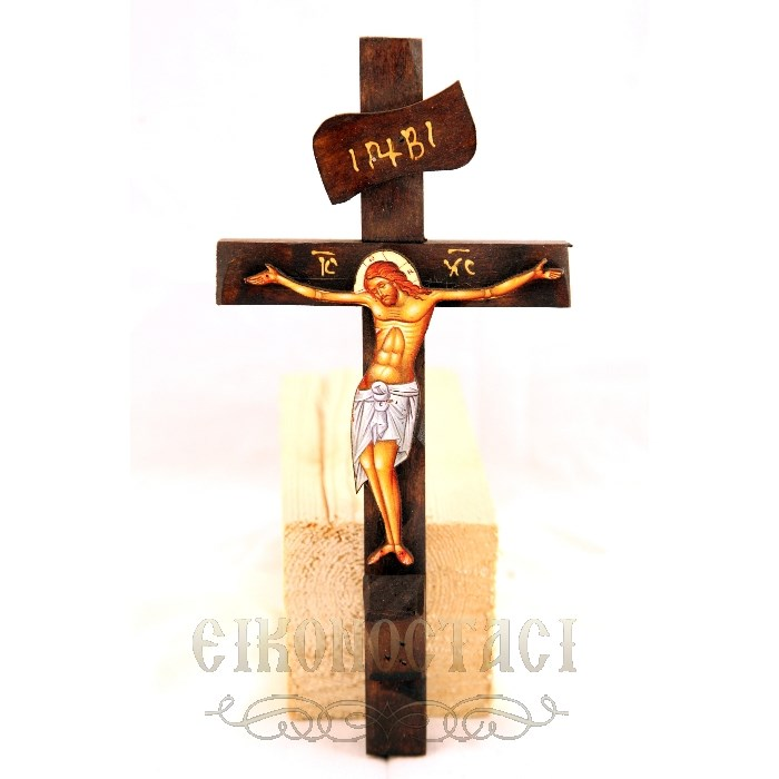WOODEN CROSS 2