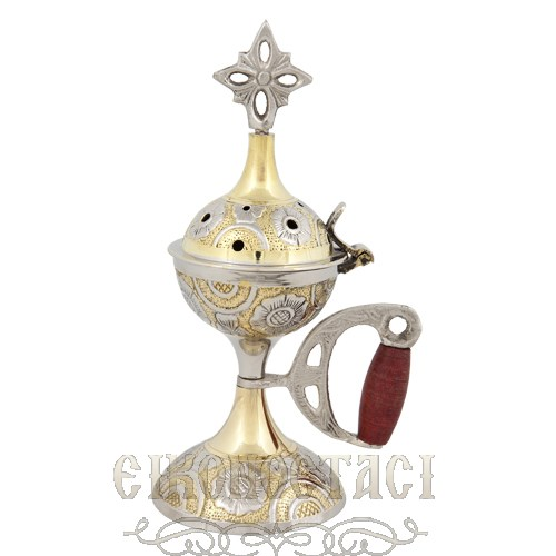 BRONZE HOME CENSER (4027GN)