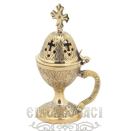 BRONZE HOME CENSER (78B)