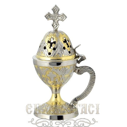BRONZE HOME CENSER (78GN)