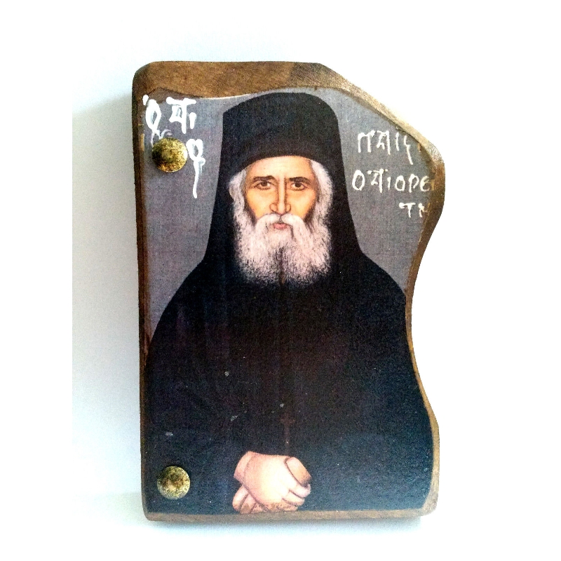 SAINT PAISIOS MP4/1