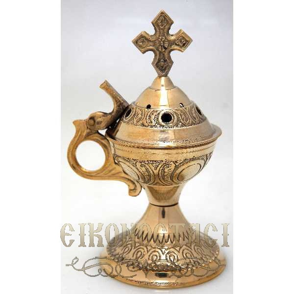 BRONZE HOME CENSER (4886B)