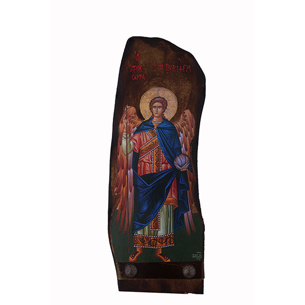 WOODEN ICON N18 - ARCHANGEL GABRIEL