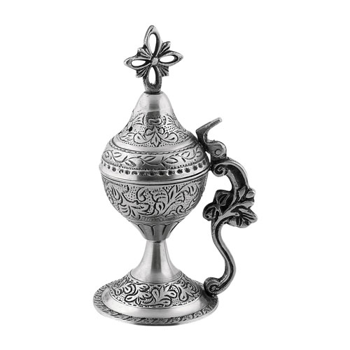 BRONZE HOME CENSER (7698P/2)