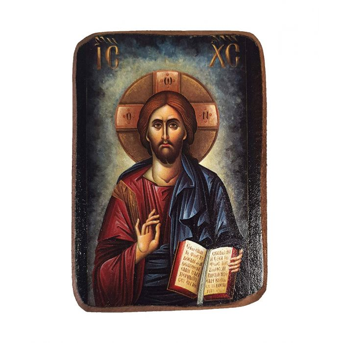 BOMBONNIERE ICON OF JESUS CHRIST A02
