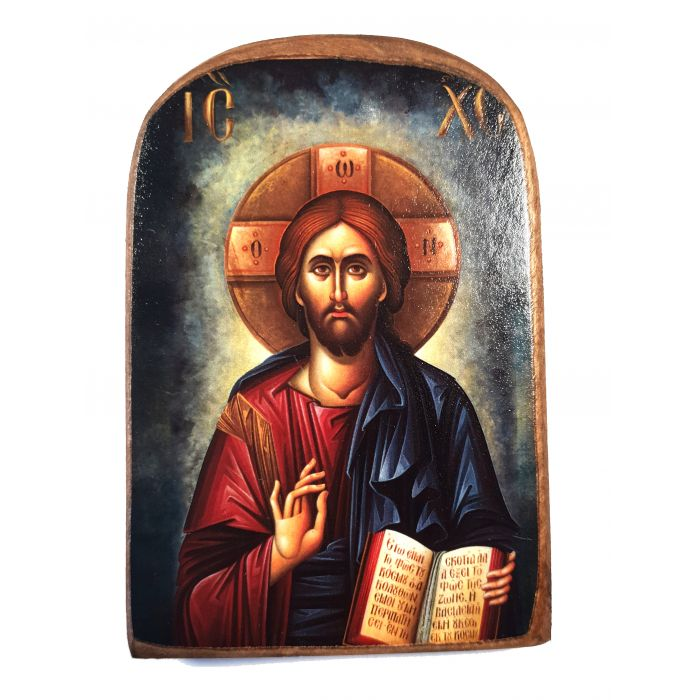 BOMBONNIERE ICON OF JESUS CHRIST MP2A 13x9 cm