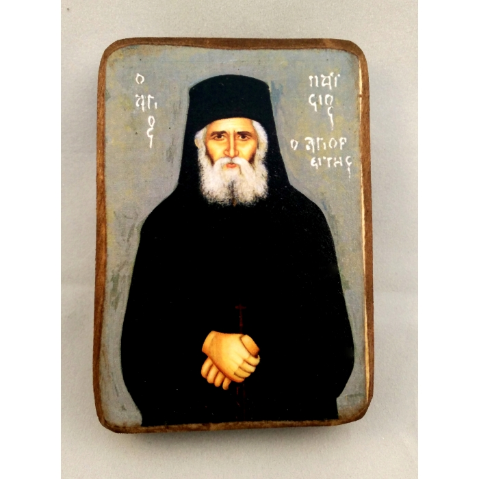 ICON OF SAINT PAISIOS A02