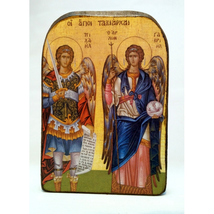 WOODEN ICON MP2_1 ARCHANGELS