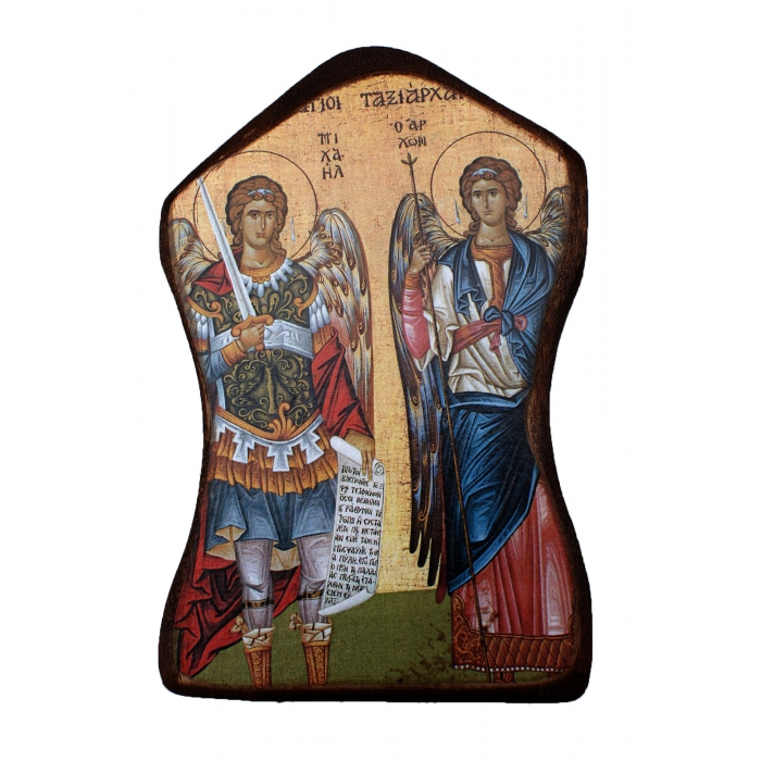 WOODEN ICON MP1_2 ARCHANGELS