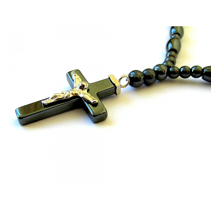 HEMATITE PRAYER ROPE