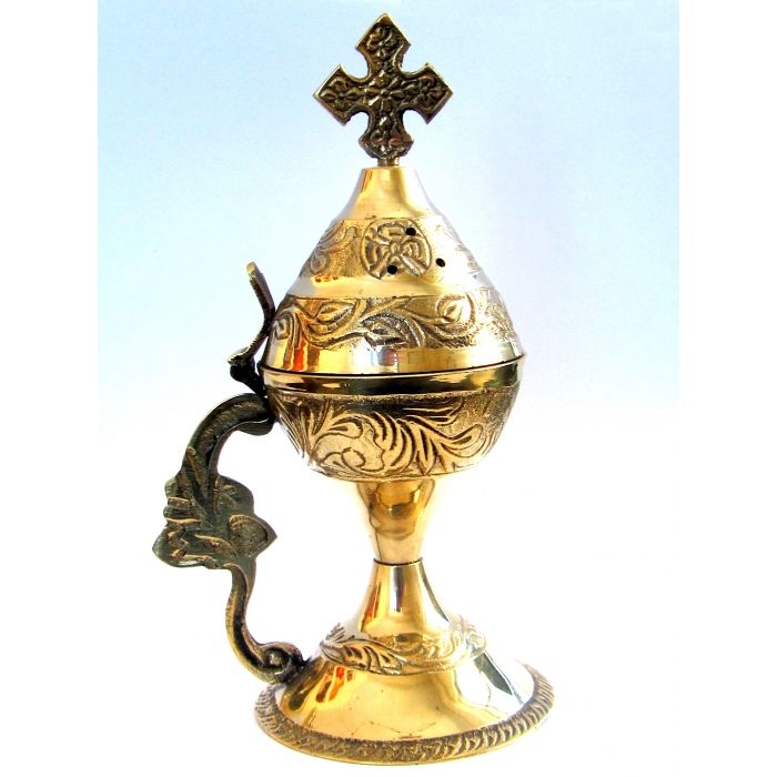 BRONZE HOME CENSER (N1)