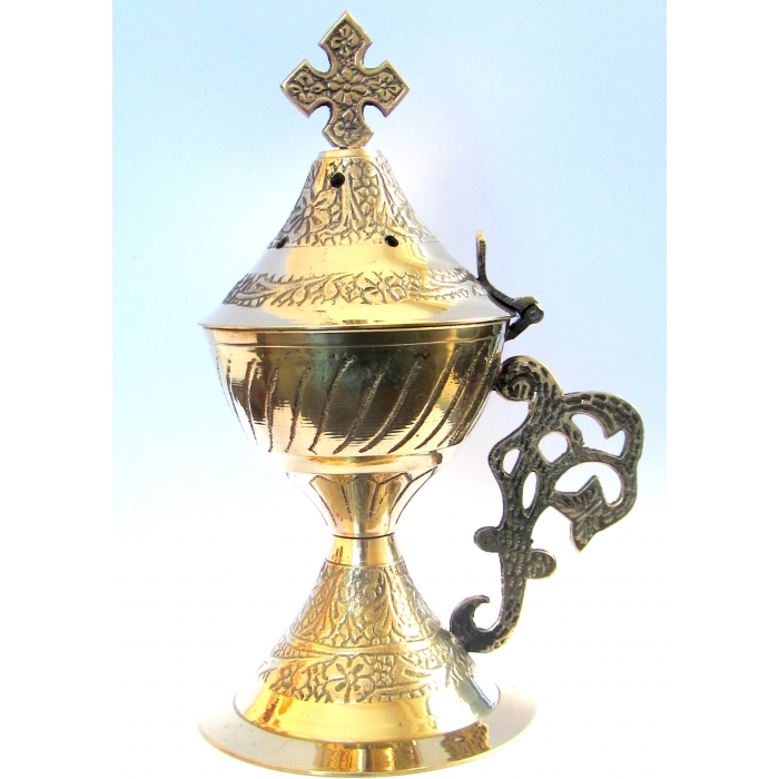 BRONZE HOME CENSER (N2)