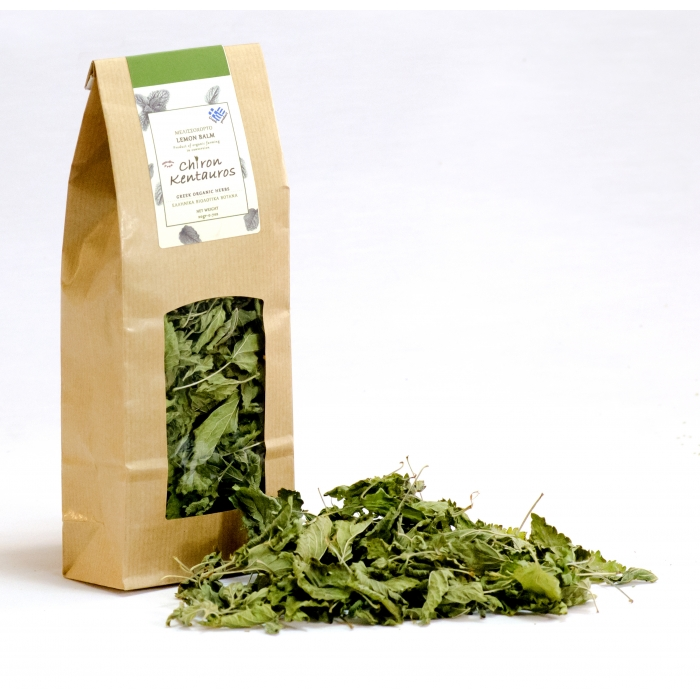 Bio Organic Melissa / Lemon balm leaves 20gr