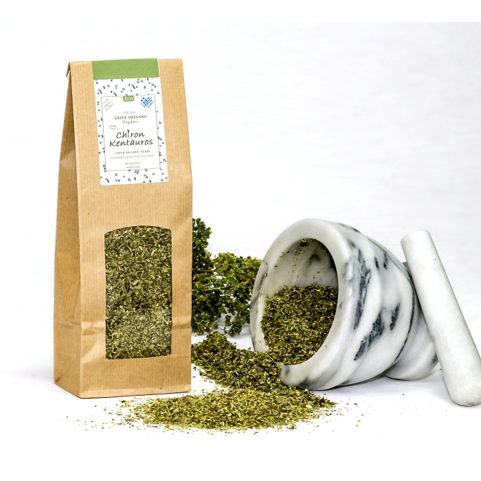 Bio Organic Greek Oregano 100gr