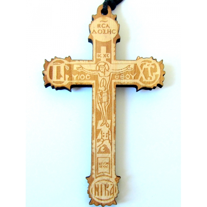 CAR PENDANT CROSS no.1