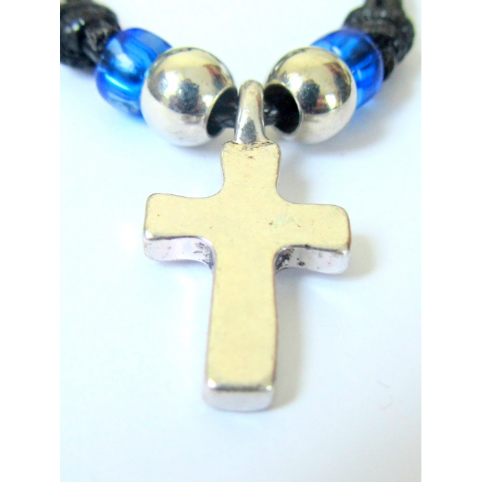 STAINLESS STEEL CROSS PENDANT no.61