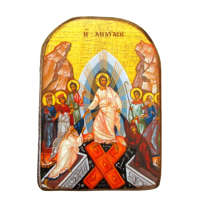 BOMBONNIERE ICON OF THE RESURRECTION MP2
