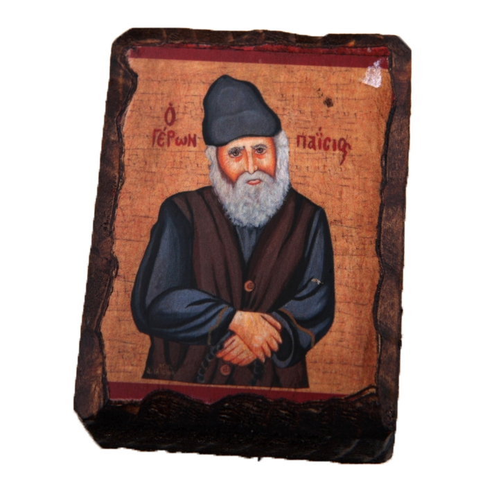 BOMBONNIERE MINI LITHOGRAPHY no.1 SAINT PAISIOS
