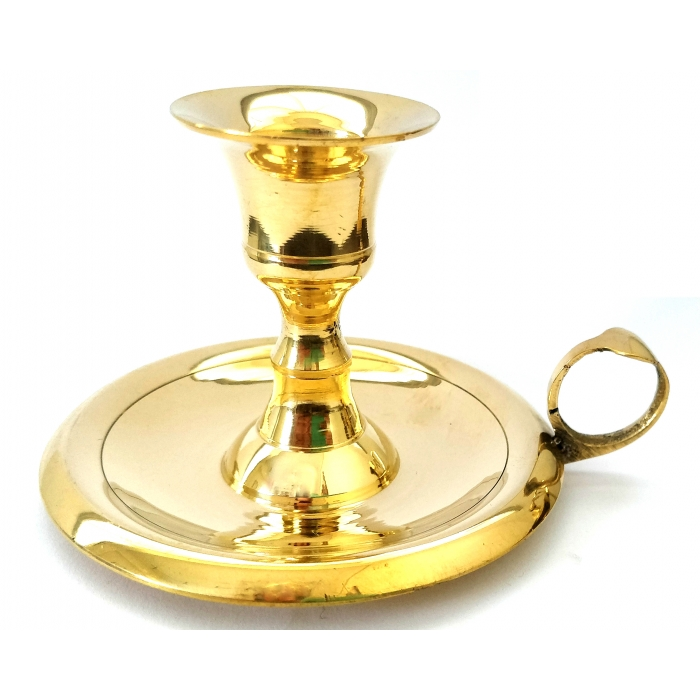 CHURCH ORTHODOX BRONZE CANDLESTICK (2433/7)