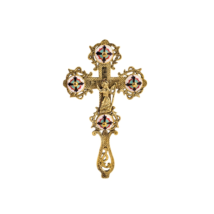 BRONZE CROSS 9385B