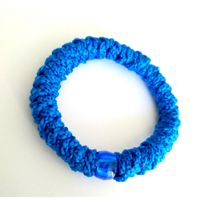 PRAYER ROPE BLUE ELASTIC