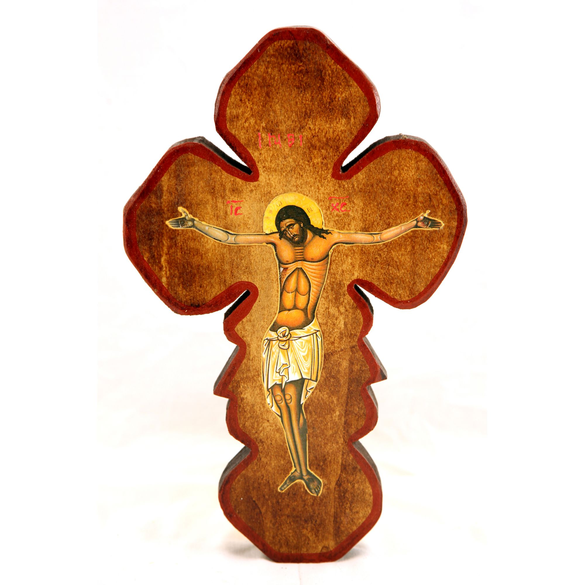 WOODEN CROSS 2ST