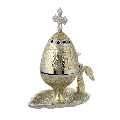 BRONZE HOME CENSER  (4031GN)