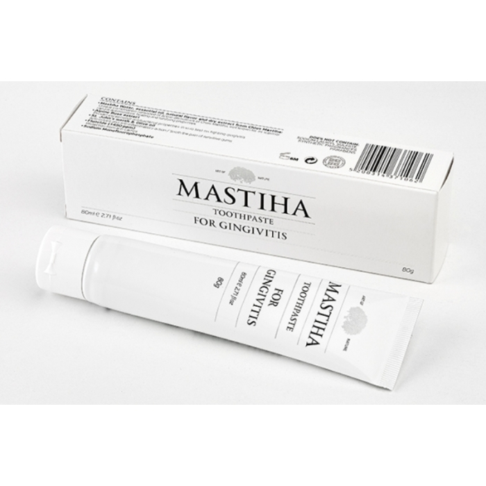 TOOTHPASTE MASTIHA FOR GINGIVITIS 80 ml