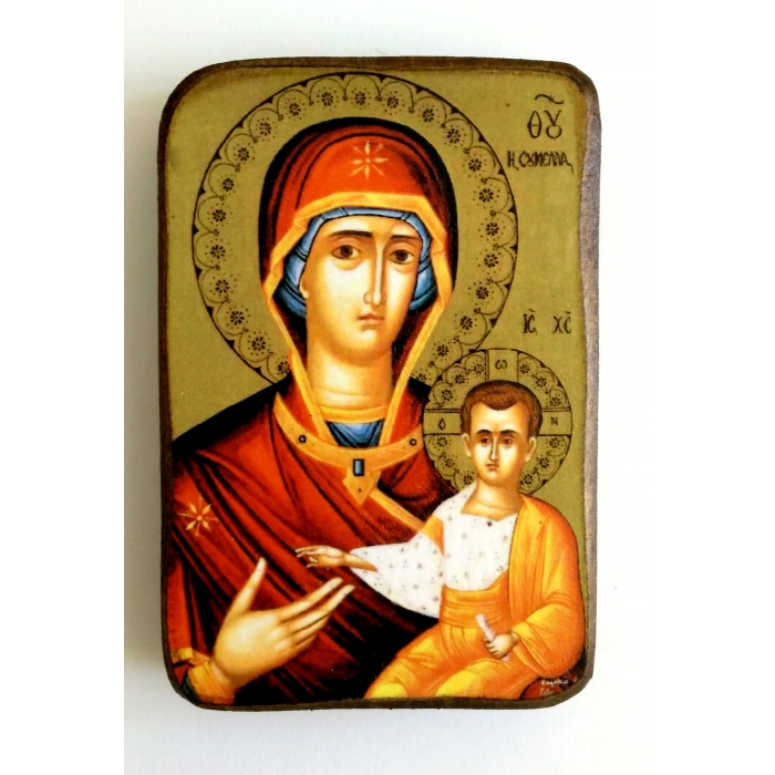 ICON OF VIRGIN MARY SOUMELA A0