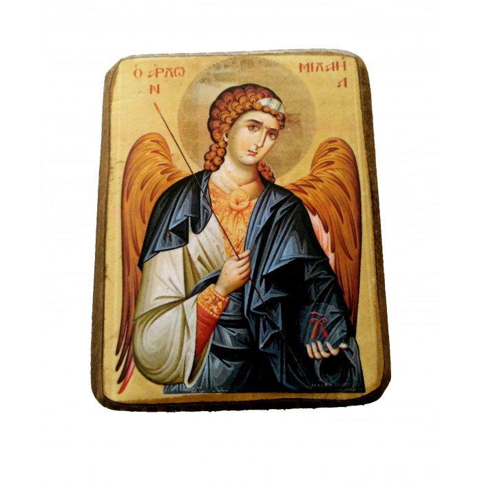 BOMBONNIERE ICON OF ARCHANGEL MICHAEL A0