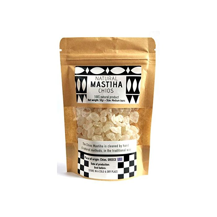 CHIOS MASTIHA BULK MEDIUM TEARS 100 gr