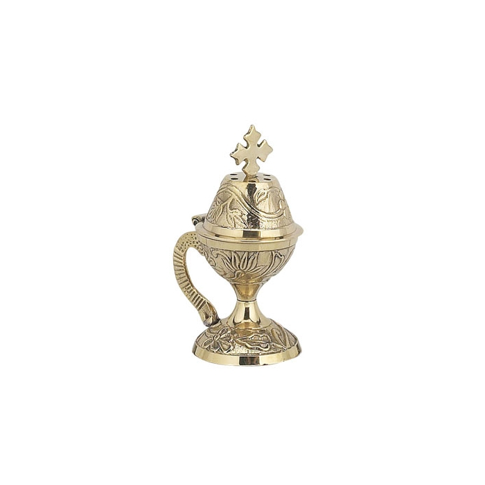 BRONZE HOME CENSER (8599B)