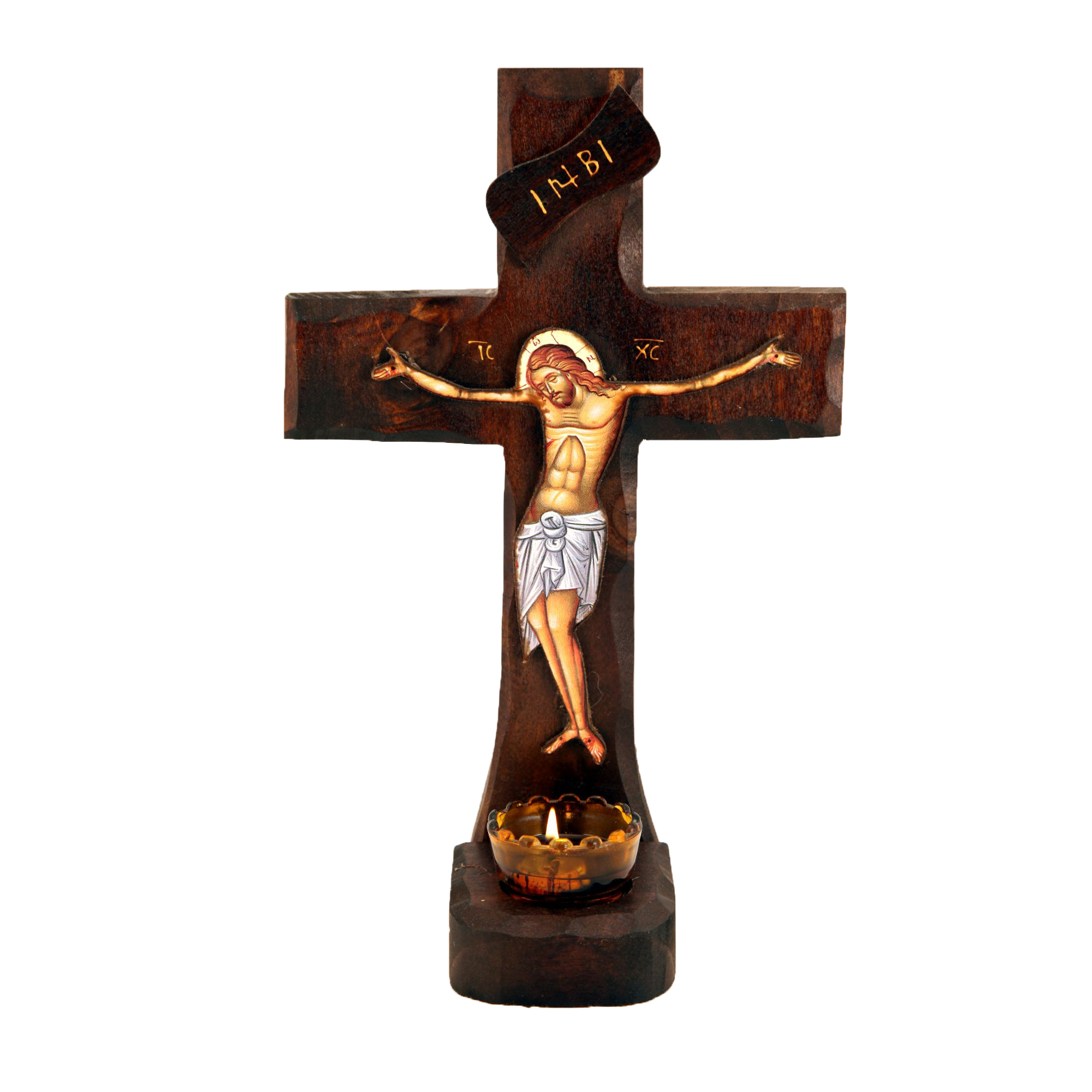 WOODEN CROSS 5