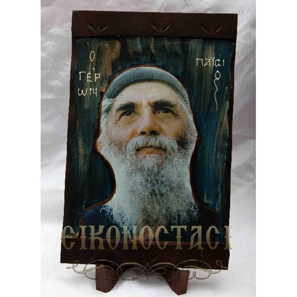 WOODEN ICON M3 FATHER PAISIOS